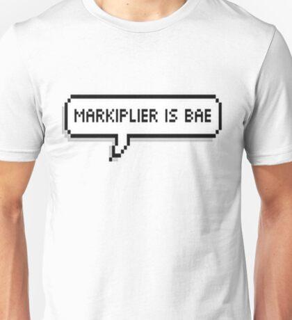 Markiplier is Bae Speech Bubble Unisex T-Shirt