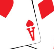I'm a pokerholic. Sticker