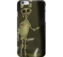 Five Nights at Freddys: Golden... iPhone Case/Skin