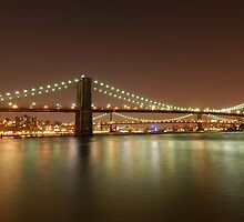 The bridges of NYC by Dean Symons