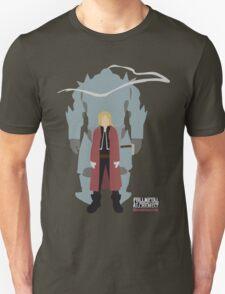 Fullmetal Alchemist Brotherhood | Minimalist Elric Brothers Unisex T-Shirt