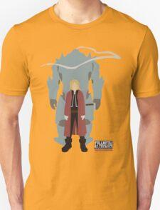 Fullmetal Alchemist Brotherhood   Minimalist Elric Brothers T-Shirt