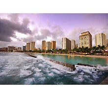 Wild Waikiki Photographic Print