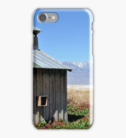 Desert Ghost Town iPhone Case/Skin