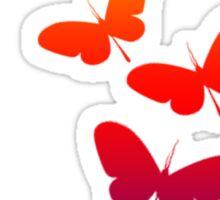 Fly Away Sticker