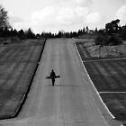 Long walk by Linda Pettersson