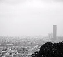 Paris by Linda Pettersson