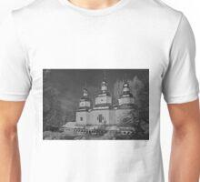 Oldest Wooden Nicholas Church Vinnitsa 1746 Unisex T-Shirt