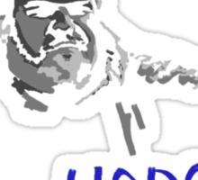 Hodor: hodor hodor hodor Sticker