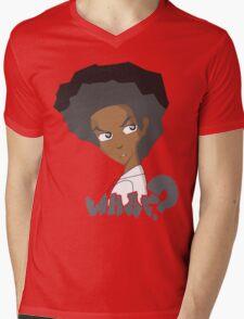 Vector 'Boondocks' Mens V-Neck T-Shirt