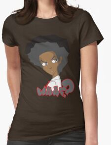 Vector 'Boondocks' Womens Fitted T-Shirt