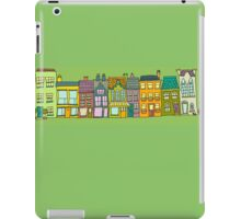 Down our street iPad Case/Skin