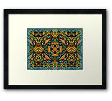 The Natural Symbolism Framed Print