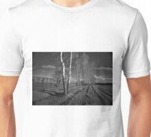 Birch Way Infrared 02 Unisex T-Shirt