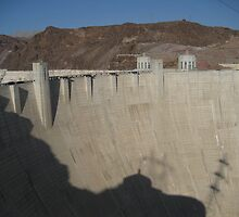 hoover dam by Elzbieta