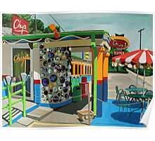 Chuy's Poster