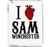 Anatomical Love - Sam Winchester iPad Case/Skin