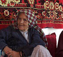Old Afghan Woman by Martina Nicolls