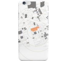Cork City Food Map iPhone Case/Skin