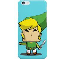 Toon Link Quin iPhone Case/Skin