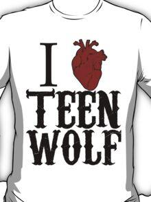 Anatomical Love - Teen Wolf T-Shirt