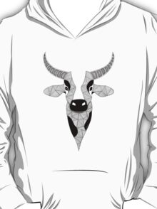 Cow black and white T-Shirt