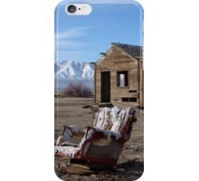 The Miner's Cabin iPhone Case/Skin