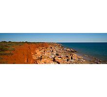 Gantheaume Point, Broome, WA Photographic Print
