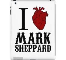Anatomical Love - Mark Sheppard iPad Case/Skin