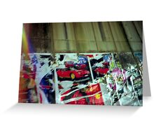 Lomo LC-A 18 Greeting Card