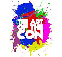 Art of the Con Photographic Print