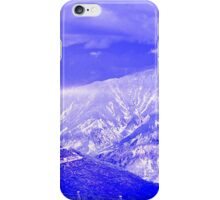 Radiography of nature. iPhone Case/Skin