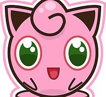 Jigglypuff by gizorge