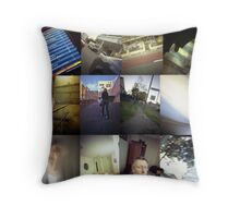 Lomo Comp 2 Throw Pillow