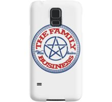 The Family Business Samsung Galaxy Case/Skin