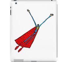 Paul Friedrich- Superman Flying iPad Case/Skin