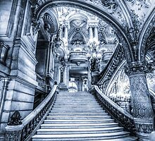 Opera House, Paris 2 by John Velocci