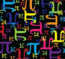 Pieces of Pi by robyriker