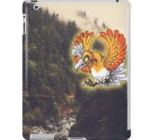 Shiny Ho-oh iPad Case/Skin
