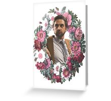Chilton Wreath2 Greeting Card