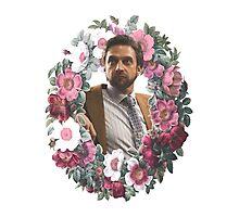Chilton Wreath2 Photographic Print