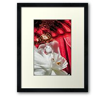 Sweet to the Last Drop Framed Print