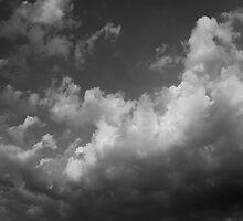 Thursday Morning Clouds by Robert Baker