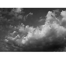 Thursday Morning Clouds Photographic Print
