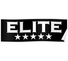 ELITE, 5 stars, For the Best of the Best! Poster