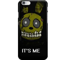 Five Nights at Freddy's 3 It's Me iPhone Case/Skin