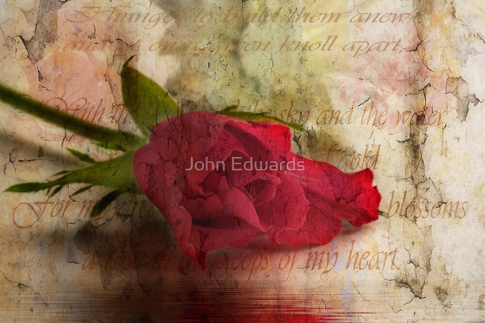 ...in the deeps of my heart by John Edwards