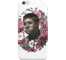 Dean Wreath2 iPhone Case/Skin
