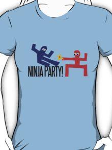 Ninja Party T-Shirt