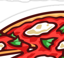 Valentine's Day - Pizza is my Valentine! Sticker